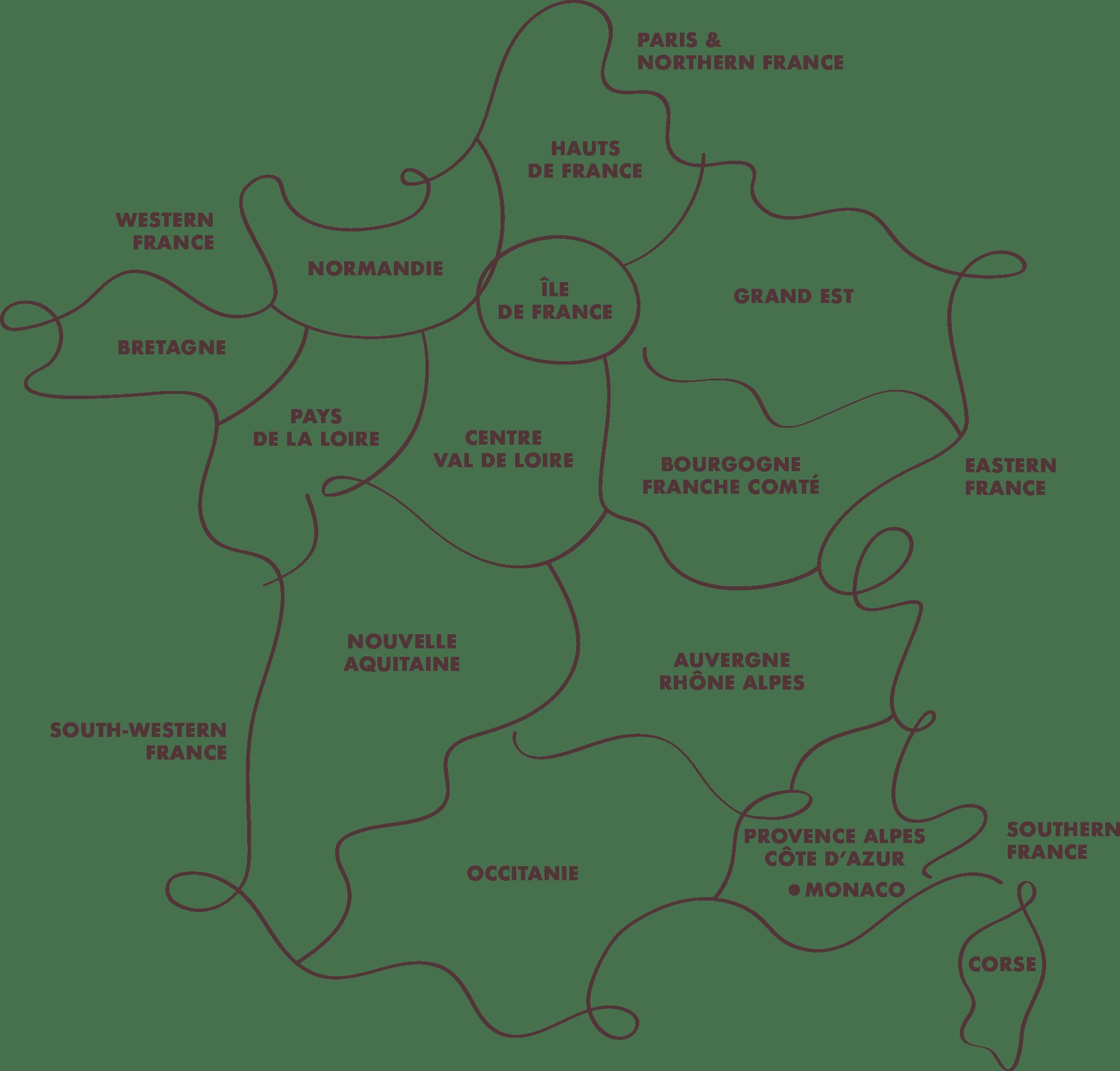 Mapa Galerie