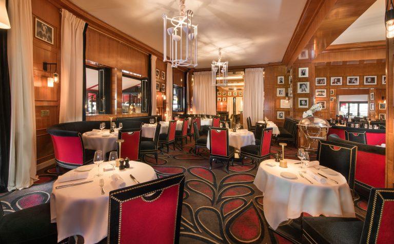 710 Hôtel Barrière Le Fouquets Paris Brasserie Fouquets Paris (2)