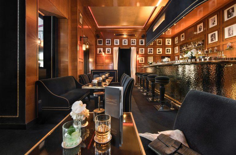 725 Hôtel Barrière Le Fouquets Paris Bar L Escadrille (1)