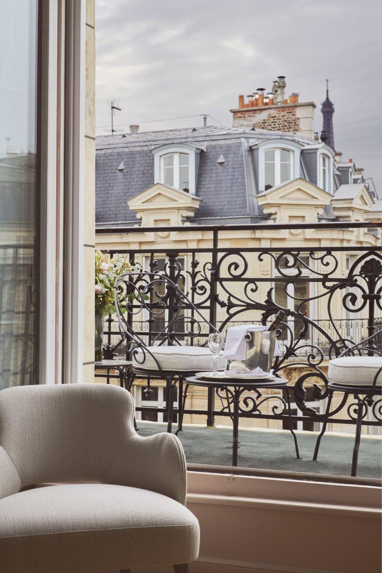 Grand Powers_Junior Suite Prestige - Balcony