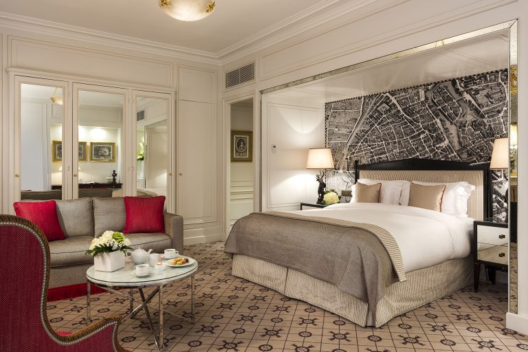 Hôtel San Régis_SR Prestige Room