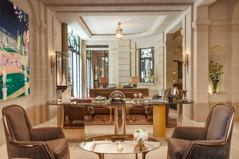 Hôtel de Crillon_RWCRI_Conciergerie©Reto Guntli