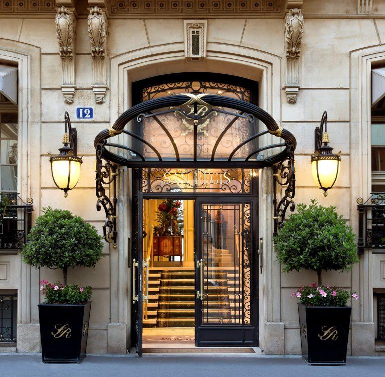Hotel San Régis Paris - building