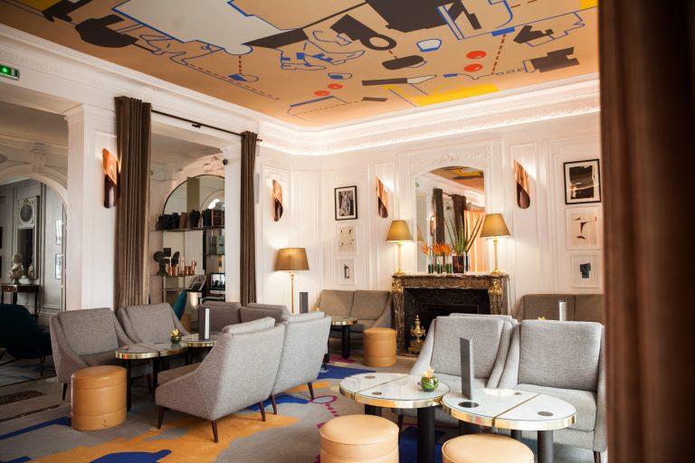 Hotel Vernet by B Signature_Bar - Hôtel Vernet