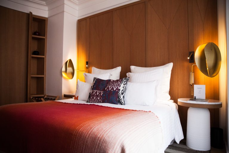 Hotel Vernet by B Signature_Chambre Deluxe - Hotel Vernet