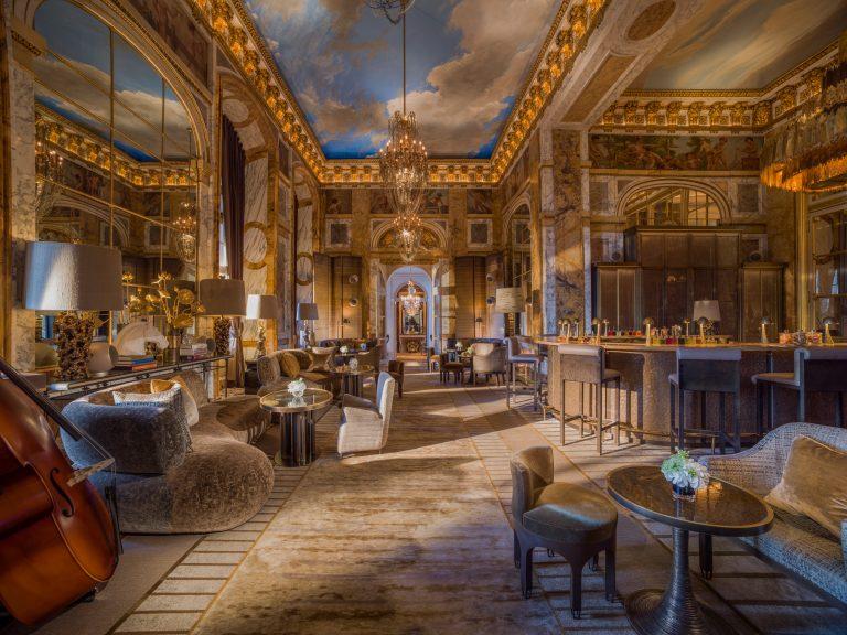 Hotel de Crillon_BAR LES AMBASSADEURS_©Adrian Houston_2019 (2)