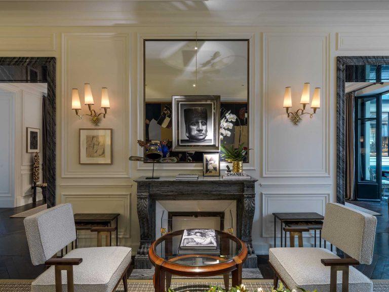 J.K. Place Paris Lounge JK Place Paris