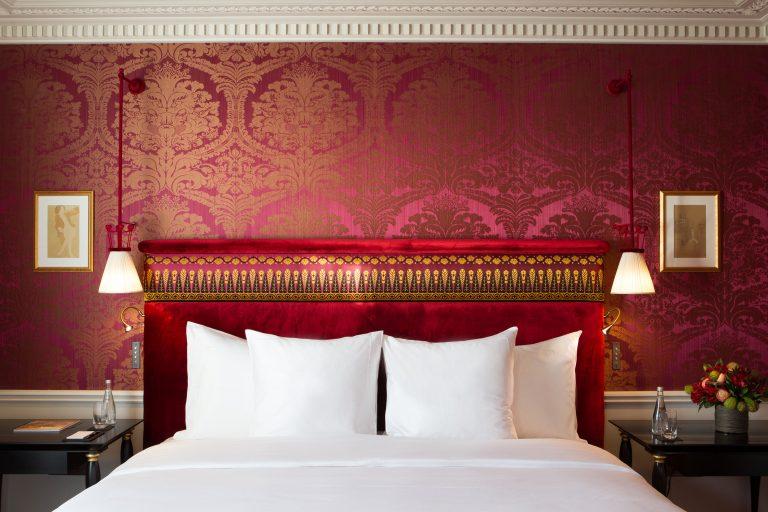 La Réserve Paris - Prestige Suite @Grégoire Gardette