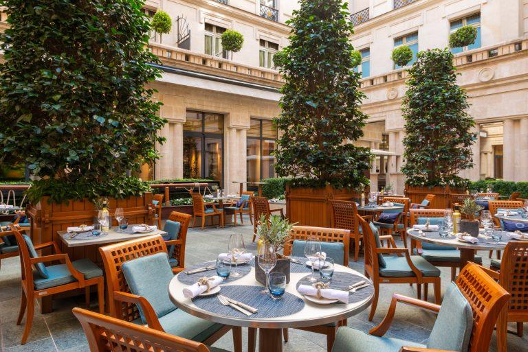 Park Hyatt Paris-Vendôme - Terrace