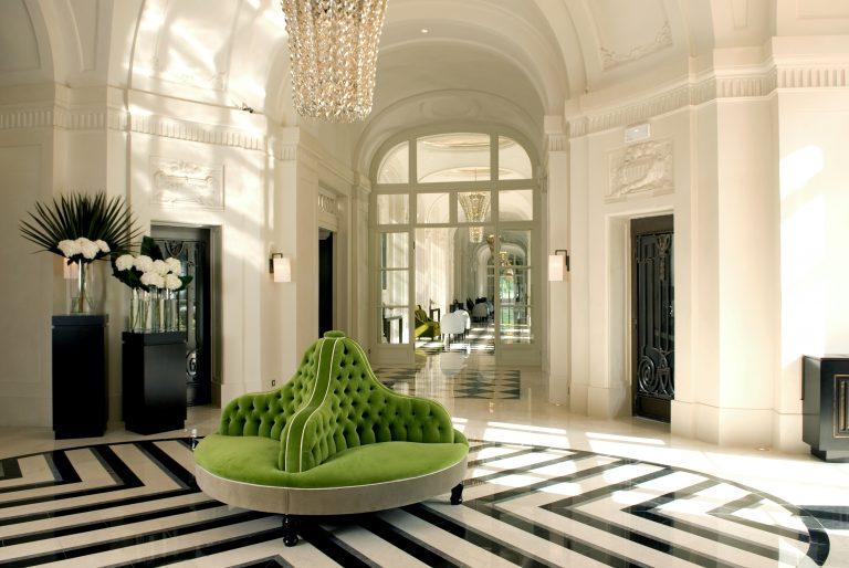Waldorf Astoria Versailles - Trianon Palace - 3 lobby
