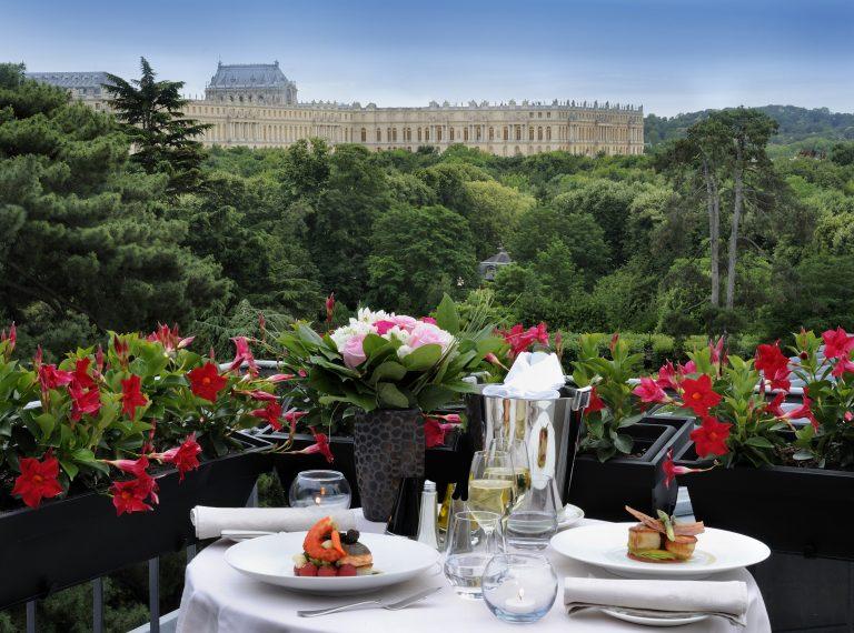 Waldorf Astoria Versailles - Trianon Palace hbg4 suite terrasse