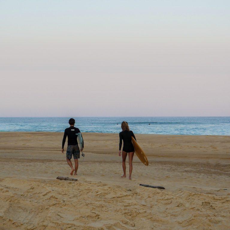 1. Surf Lesson
