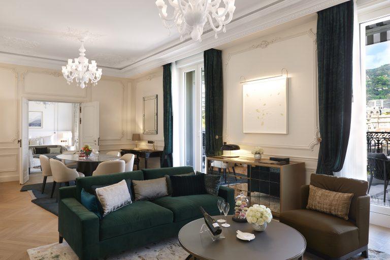 Hôtel de Paris - Chambres et Suites - 2019