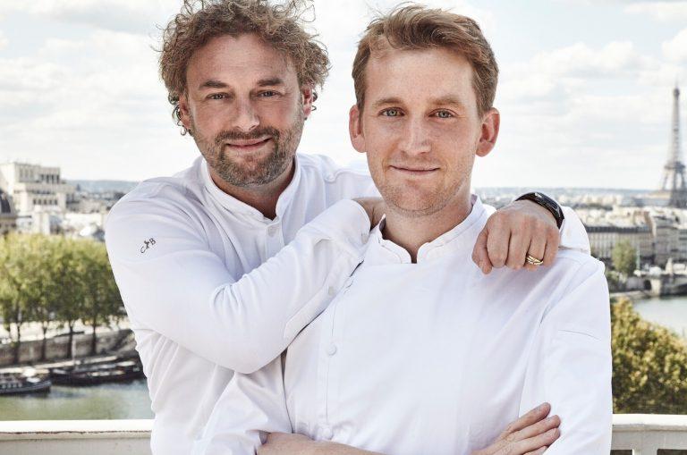 7. Cheval Blanc Paris, Chefs Arnaud Donckele & Maxime Frédéric - M. Indjic