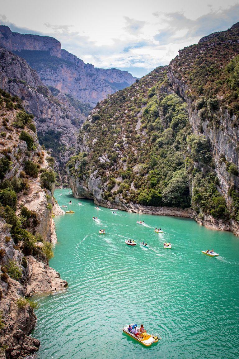 ASV IMG RIV Verdon Gorge Kayaking
