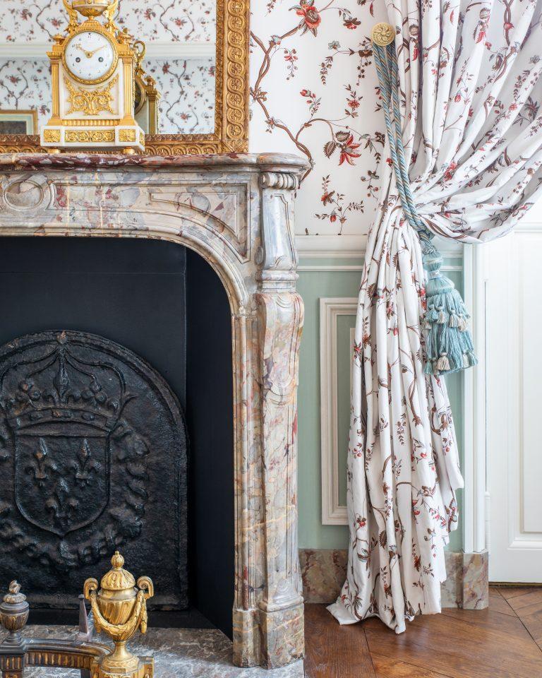Airelles Château de Versailles_Chambre L'Orangerie - Détails