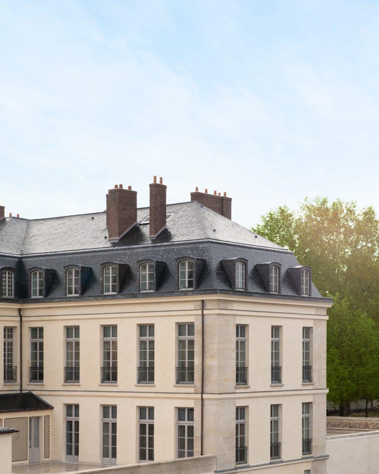 Airelles Château de Versailles_Le Grand Contrôle - Façade-1