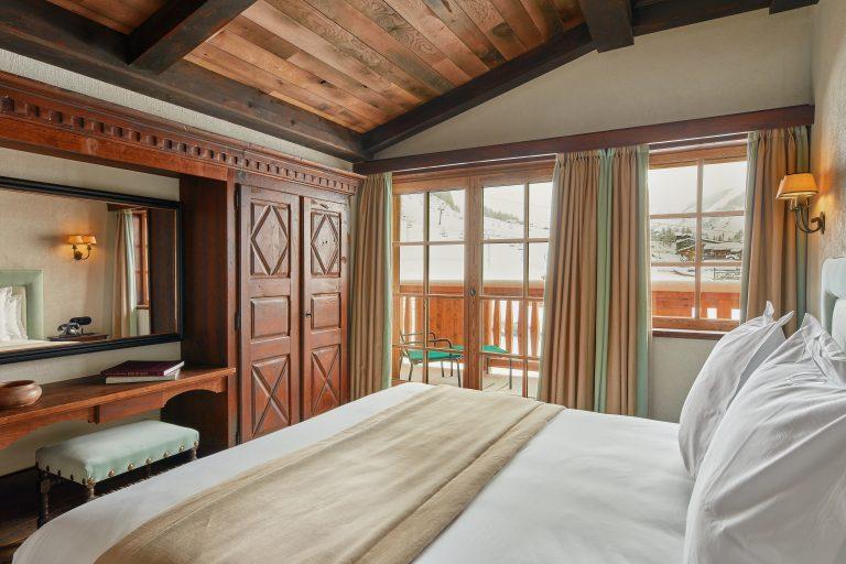 Airelles Val d'Isère, Mademoiselle_Appartement d'Epierre - Chambre 2