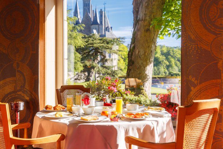 Domaine de La Bretesche Golf_Montaigu restaurant