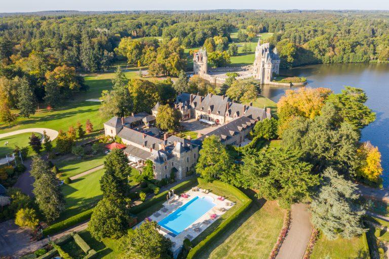 Domaine de La Bretesche Golf_Overview Bretesche