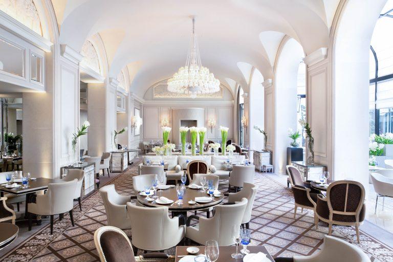 Four Seasons_Le George restaurant - @Gregoire Gardette