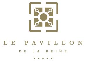 Hôtel Le Pavillon de la Reine_PAVILLON DE LA REINE-LOGO
