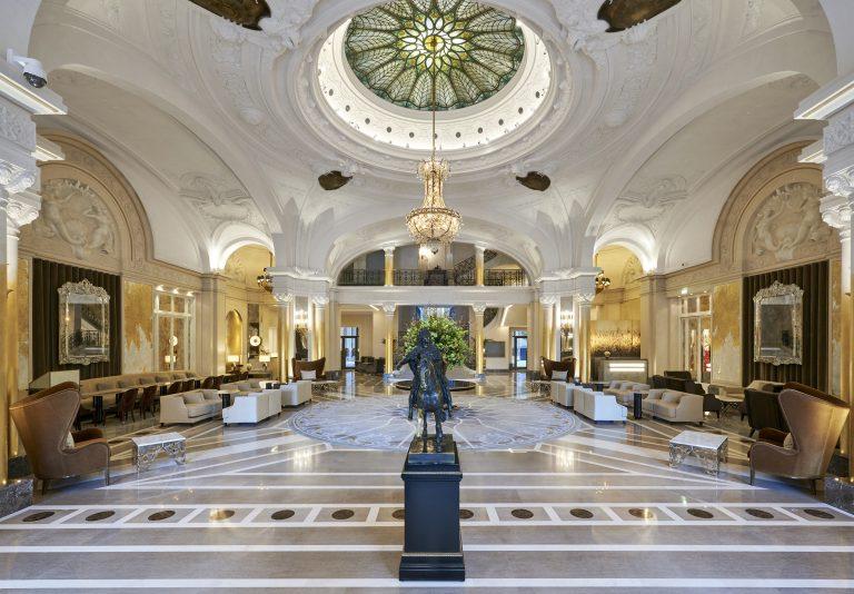 Hôtel de Paris - Lobby