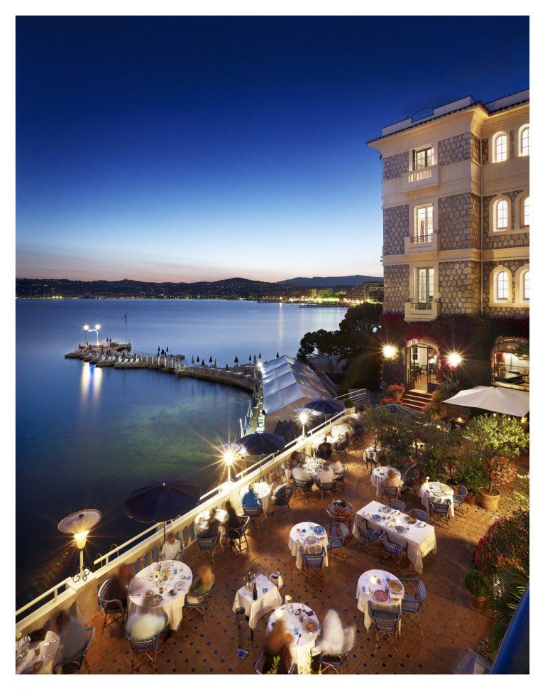Hotel Belles Rives_Terrasse La Passagère