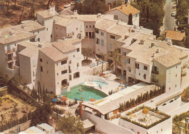 Hotel Byblos_Byblos Saint Tropez 1967