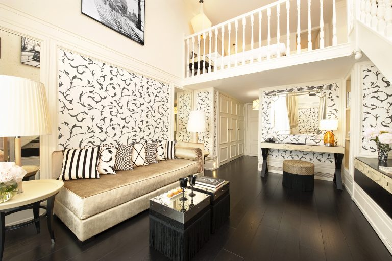 Hotel Castille Paris_Executive Duplex Suite