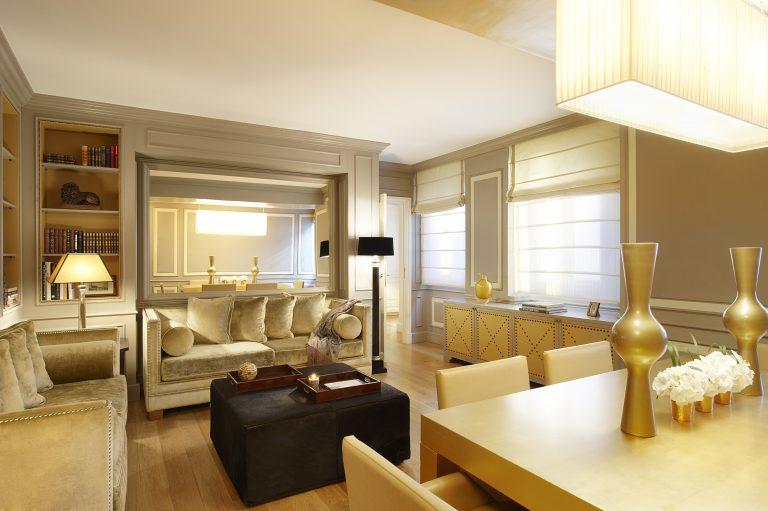 Hotel Castille Paris_Living Room Apartement 1 - Dolce Vita