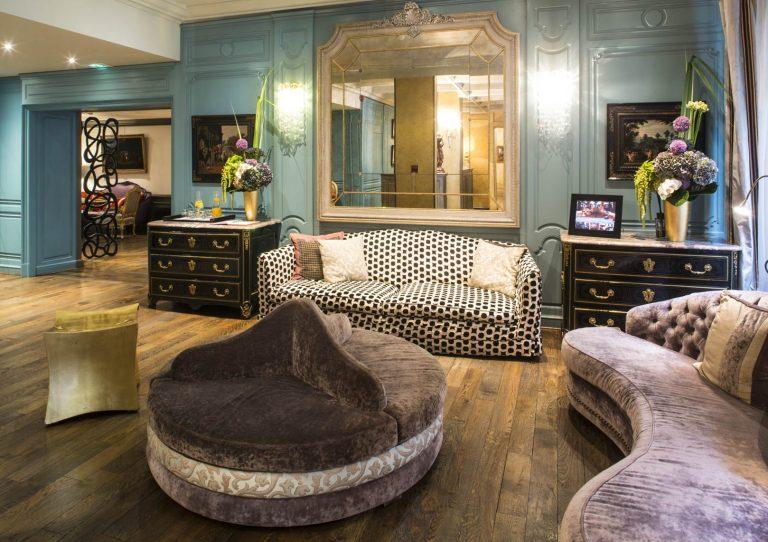 Hotel Castille Paris_Lobby 1