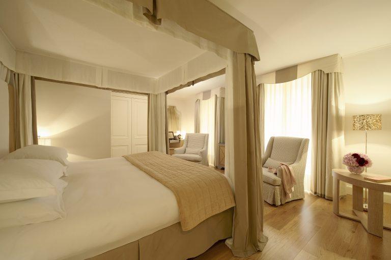 Hotel Castille Paris_Master Bedroom - Dolce Vita