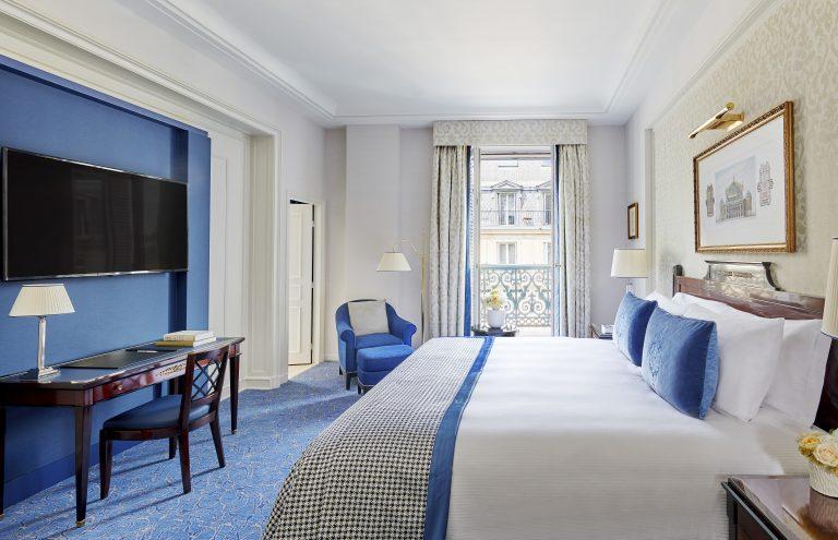 InterContinental Paris Le Grand - Executive room 2 © Eric Cuvillier