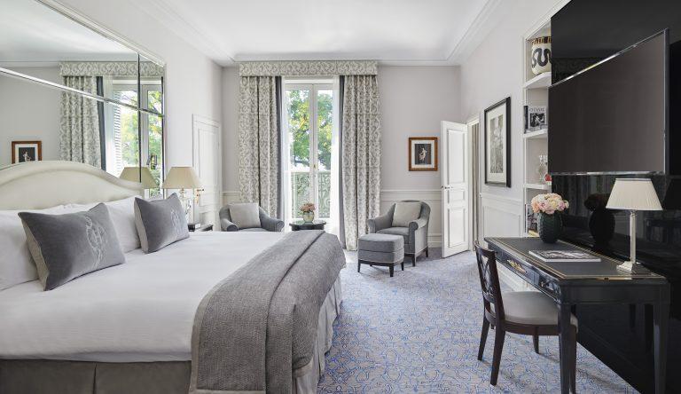 InterContinental Paris Le Grand - Junior Suite © Eric Cuvillier