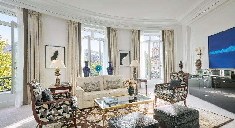 InterContinental Paris le Grand - Suite Ambassadeur ©Eric Cuvillier (2)