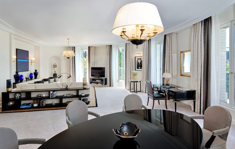 InterContinental Paris le Grand - Suite The Pearl ©Eric Cuvillier (1)