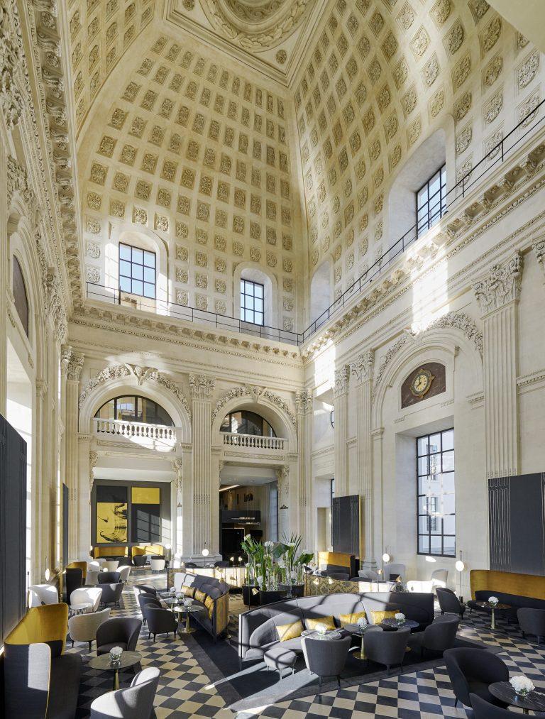 Intercontinental Lyon - Hotel Dieu_Le Dome Bar (c) Eric Cuvillier (3)