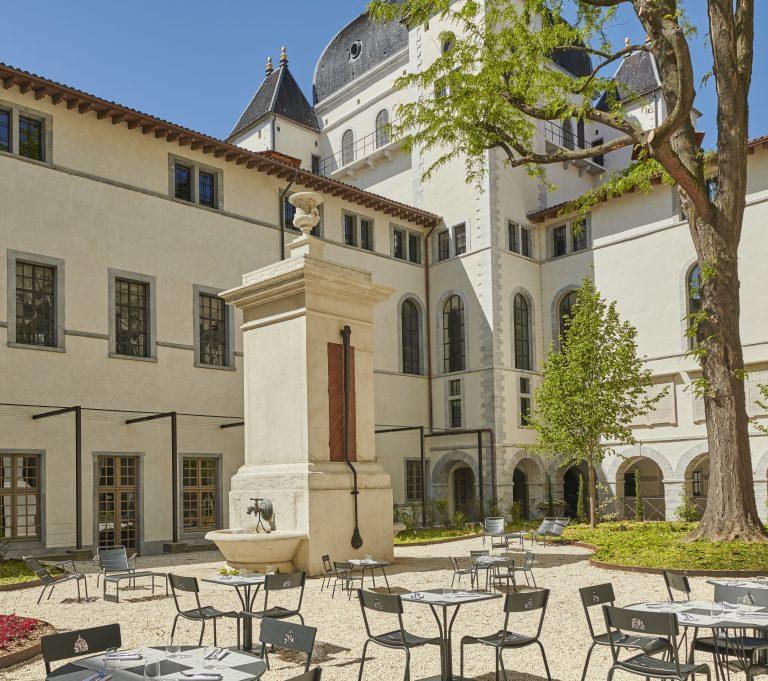 Intercontinental Lyon - Hotel Dieu_Restaurant Epona (c) Eric Cuvillier (3)