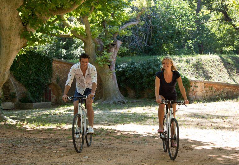 La Coquillade_Bike