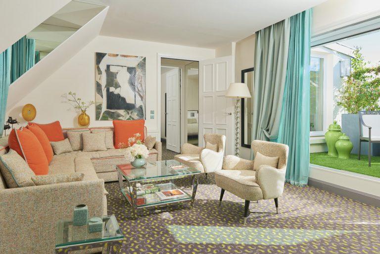 Le Burgundy Paris_L'Appartement