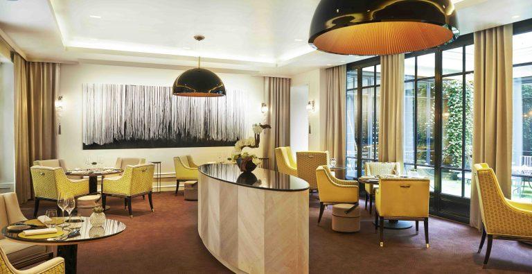 Le Burgundy Paris_Restaurant Le Baudelaire 1