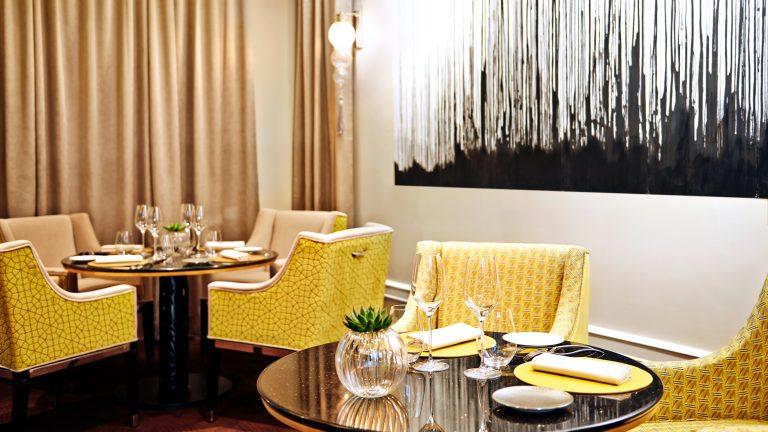 Le Burgundy Paris_Restaurant Le Baudelaire 2