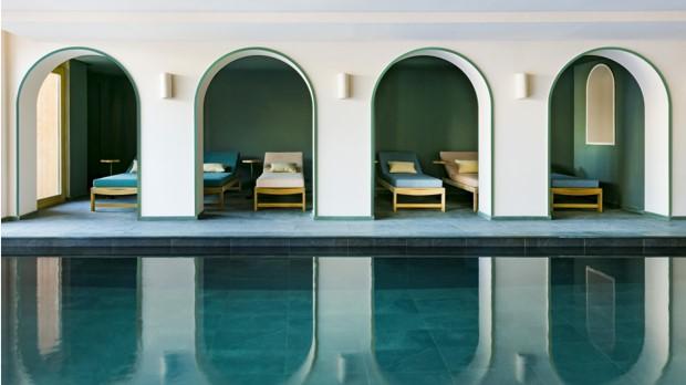Le Coucou Meribel_Interior Pool