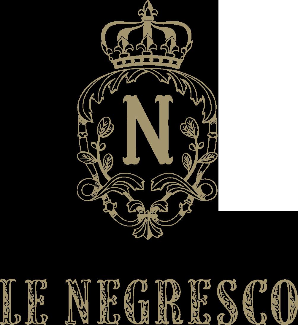 Le Negresco LOGO-title-gold
