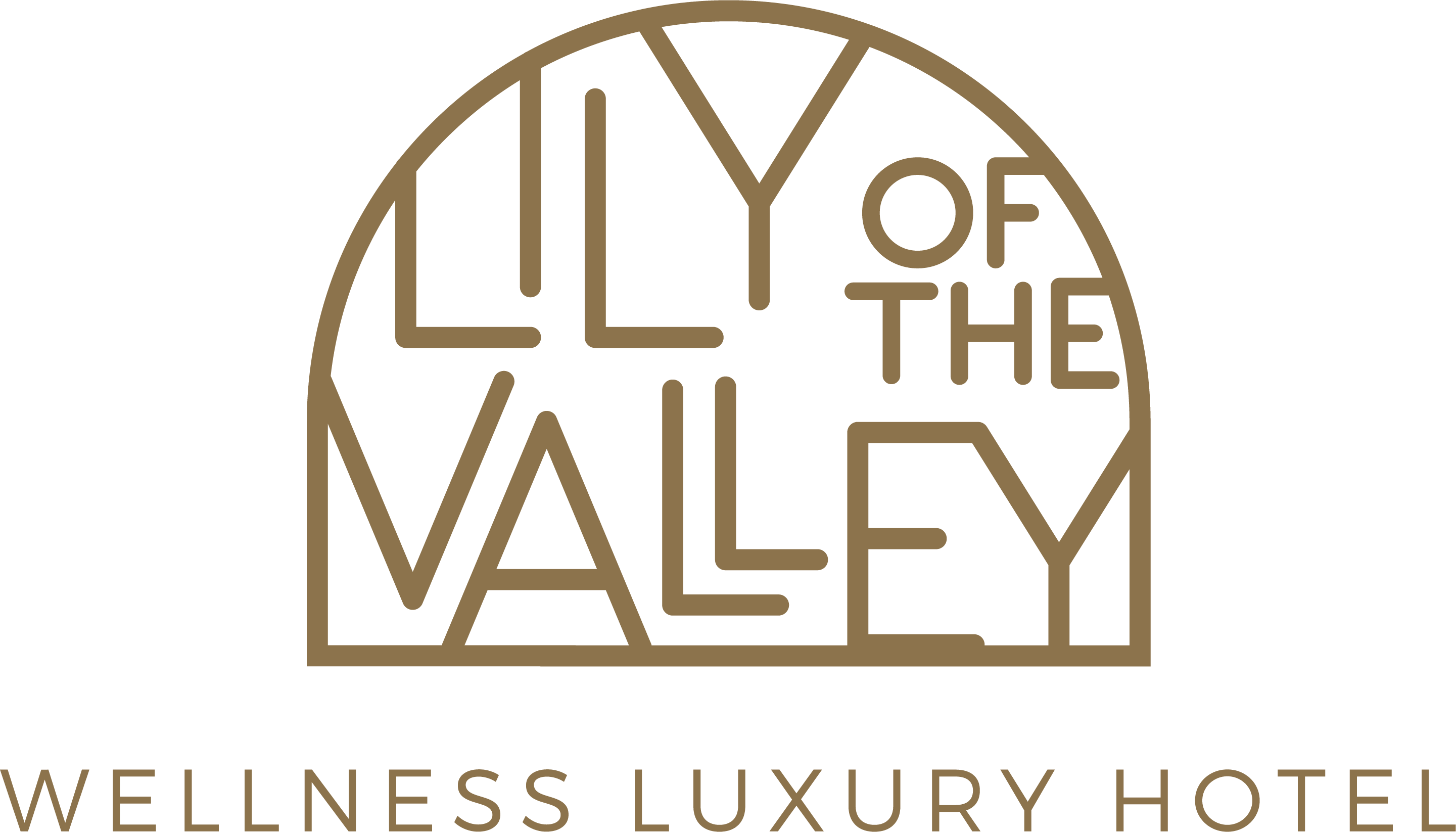 Lily of the Valley logo baseline CMJN 2020