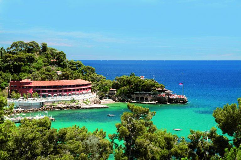 Monte-Carlo Beach - Façade