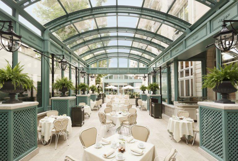 Ritz Paris_Bar Vendôme_Verrière_Version été ©Vincent Leroux