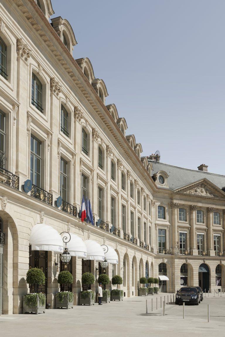 Ritz Paris_Façade © Vincent Leroux