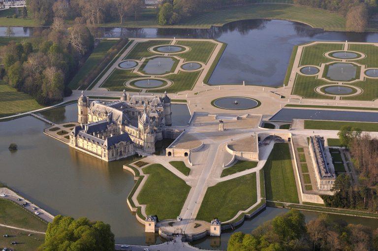 Château de Chantilly. 60500. Picardie. France
